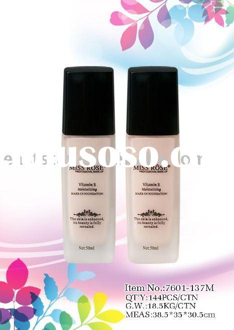 High Quality Foundation/Makeup Foundation Waterproof Miss Rose 7601-137M