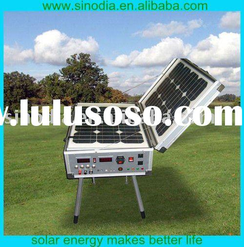 High Quality Portable Solar Generator for Home Use