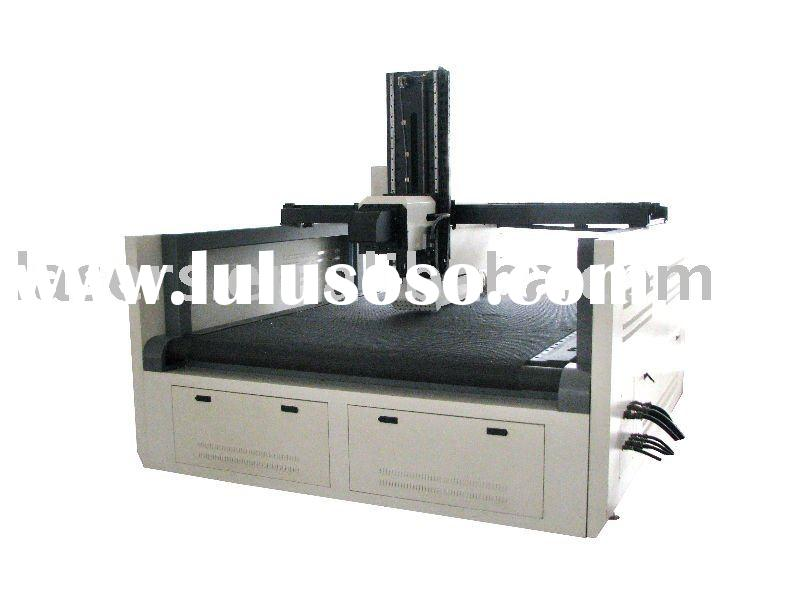 High Speed 3D Fabric Laser Engraving Machine