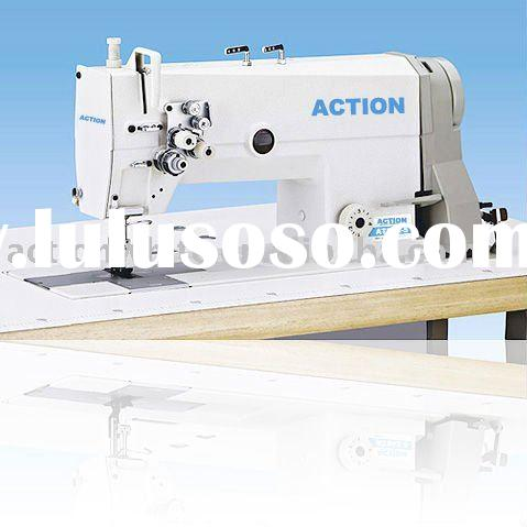 High Speed Double Needle Lockstitch Sewing Machine 842