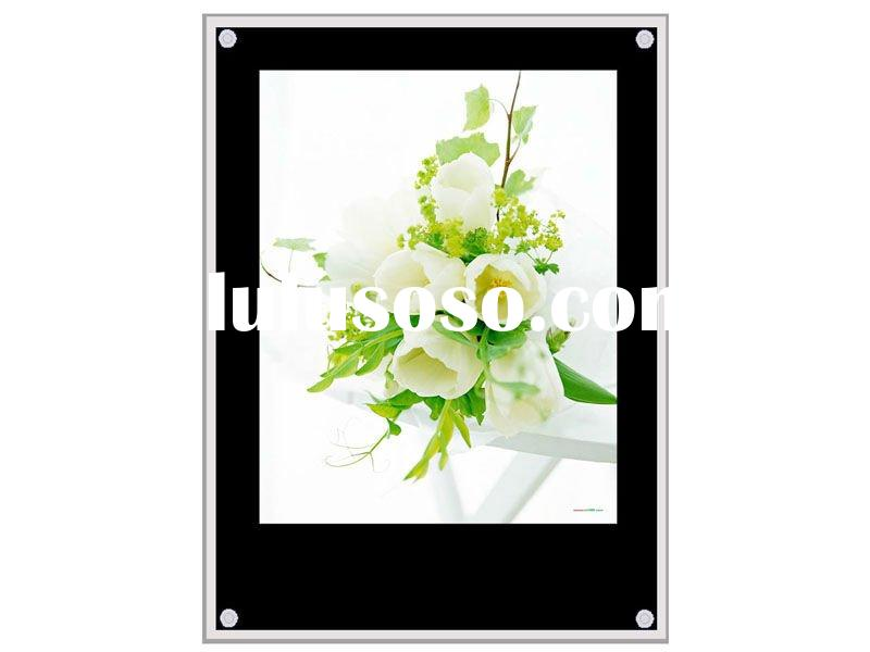 High lighting new hot products HD indoor lcd advertising display monitor