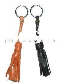 High-quality Leather Tassel&Key Chain Tassel
