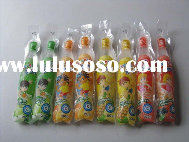 High speed 4 nozzles frozen ice lolly filling sealing packing machine