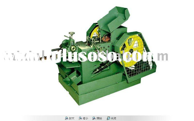 High speed automatic cold heading screw machine