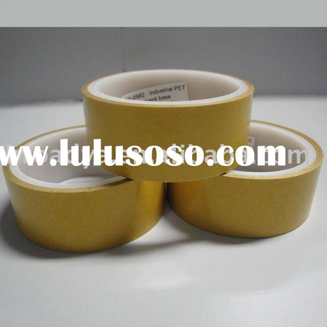 High temperature Double sided PET tape