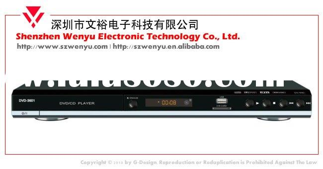 Home DVD Player W/ USB and SD Card