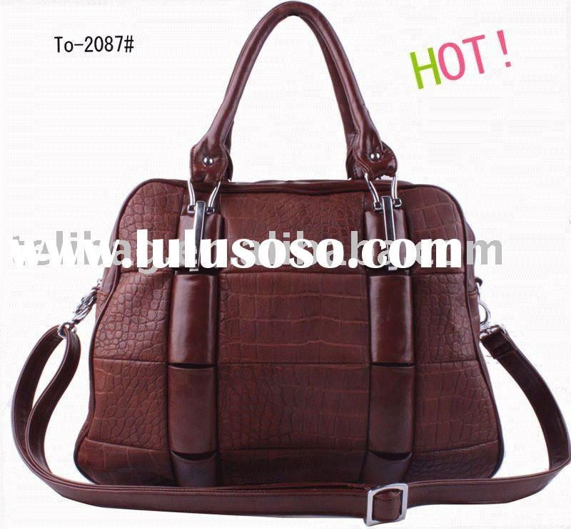 Hot! 2012 Famous Brand Autumn/Winter Newest Fashion Lady Handbag Wholesale