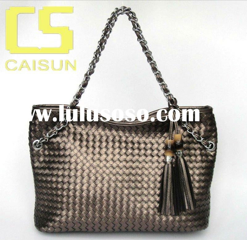Hot Fashion ladies' handbag (2012 lady handbag(ladies' handbag, fashion handbag)