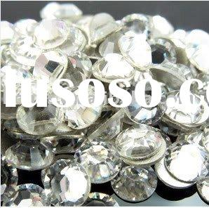 Hot Fix Rhinestones SS10 Crystal For Motif Design