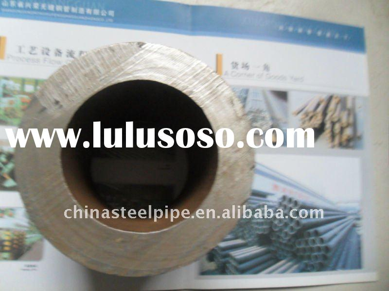 Hot Rolled Thick Wall Seamless Steel Pipe Plane End (63 x 16mm)