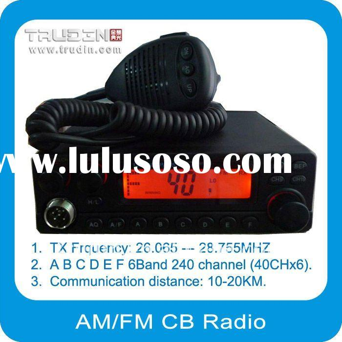 Hot Sales!! Two way radio CB Radio LM-302Plus(OEM supported)