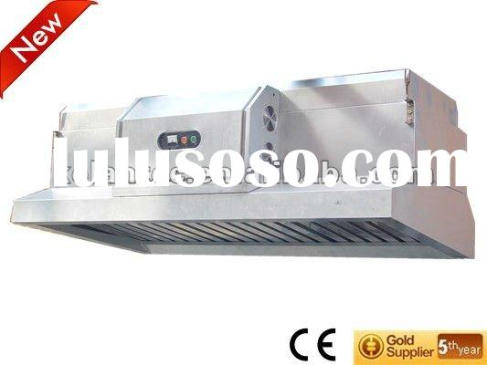 Hotel Kitchen Ventilating Equipment with Hood ESP