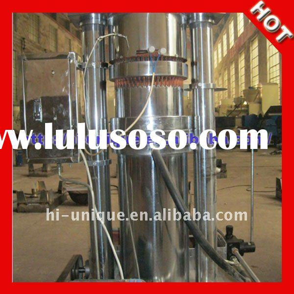 Hydraulic Automatic oil press machine famous in Europe
