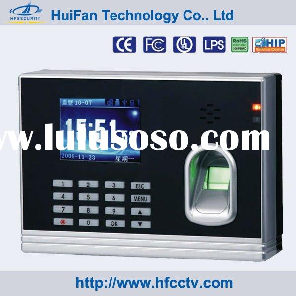 ID card TCP/IP,USB-host biometric fingerprint time recorder with acces control HF-T8