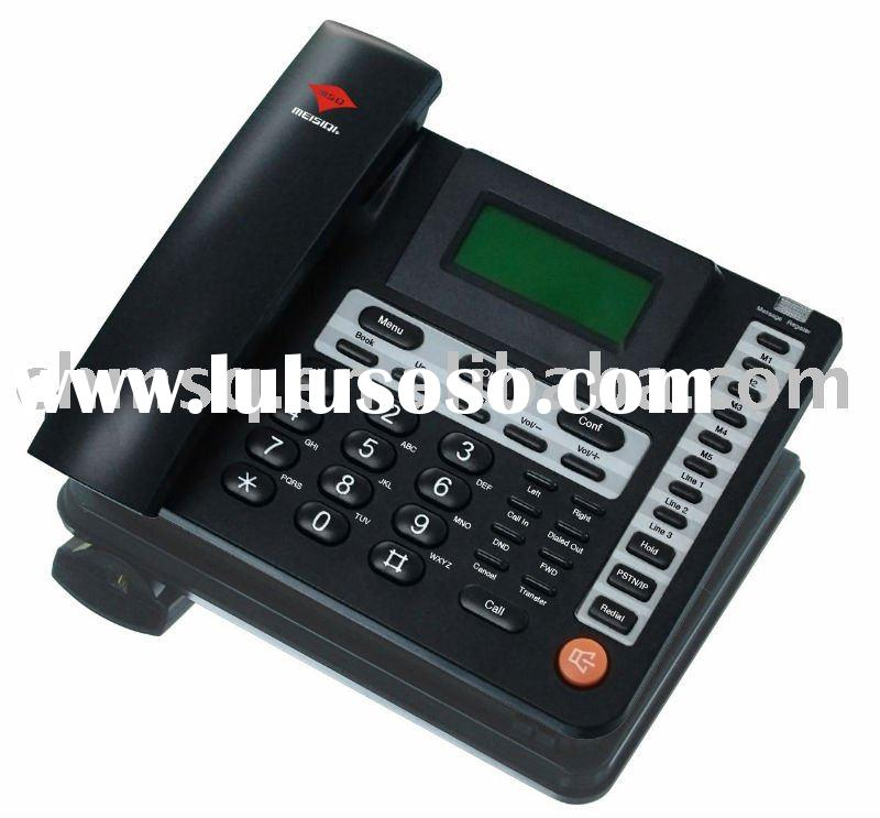 IP Phone with PSTN Port, POE function