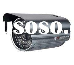 IR Dual ccd cctv camera, day night CCD