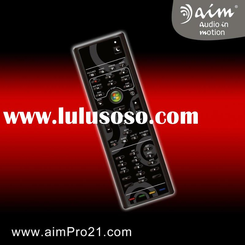 IR / RF / Bluetooth Universal Learning Remote control for Smart TV and VOD products