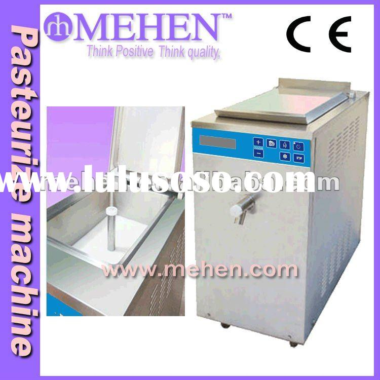 Ice cream mix pasteurizer MIX60