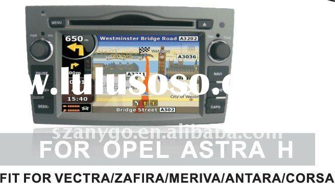 In-car Entertainment System for Opel Zafira with DVD GPS, BLUETOOTH , IPOD, TOUCH SCREEN, STEERING W