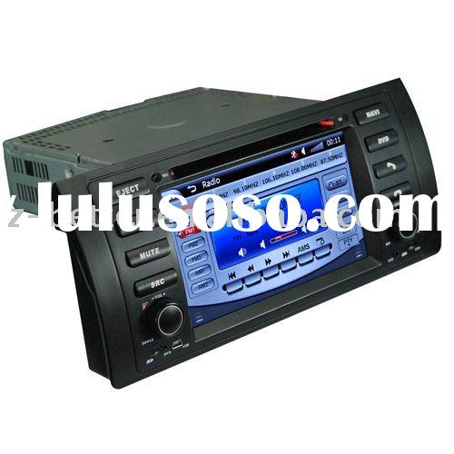 In car dvd player for BWM E53 with gps, bluetooth (High quality)