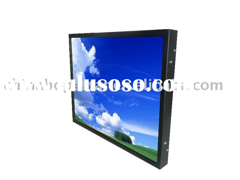Industrial lcd monitor touch screen