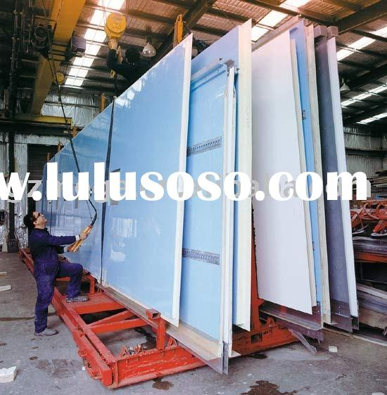 Compressed Fiberglass Insulation Panels Compressed
