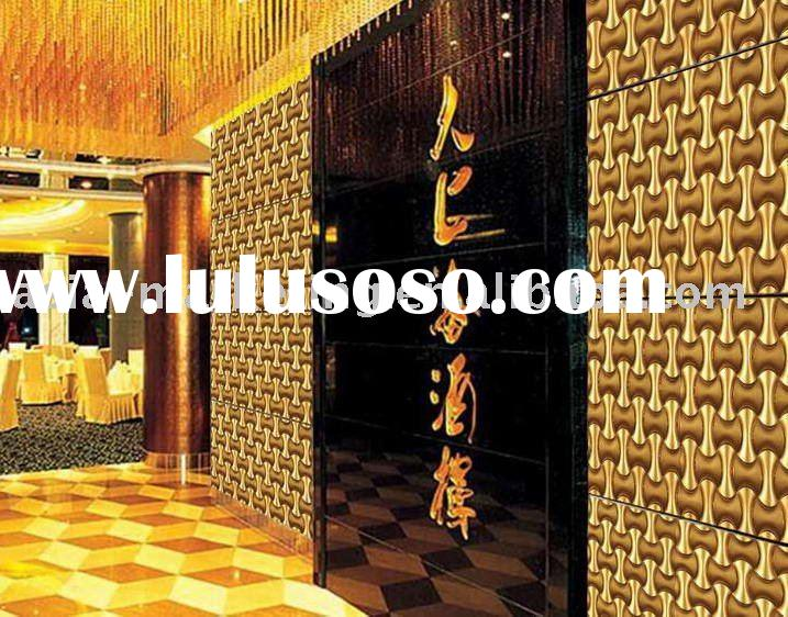 Interior decor 3D decorative wall panel - 3D Bow