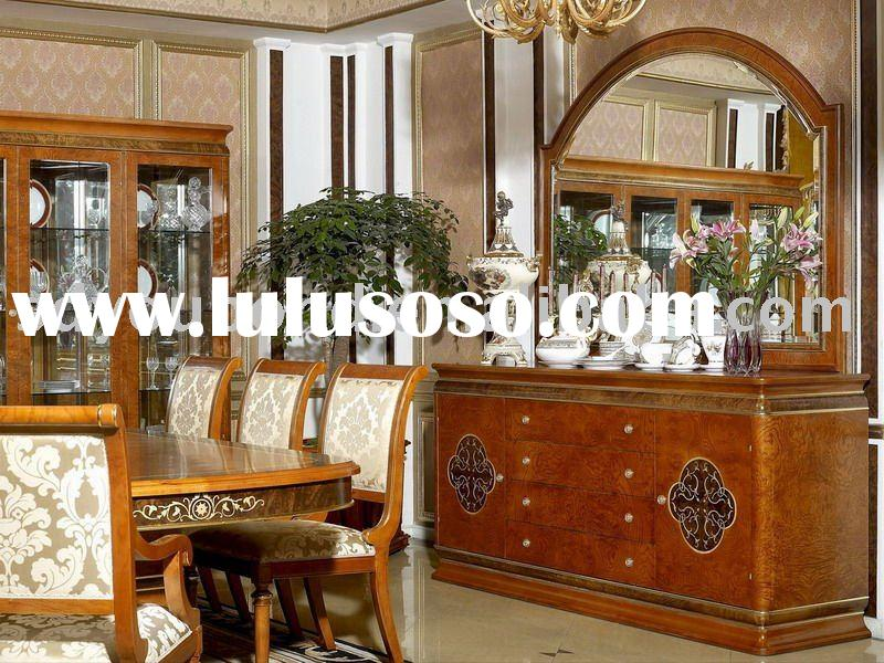 Italy design high end E 31 dining room furniture