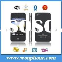J8 4G Wifi TV GSM Mobile Phone with Dual Sim