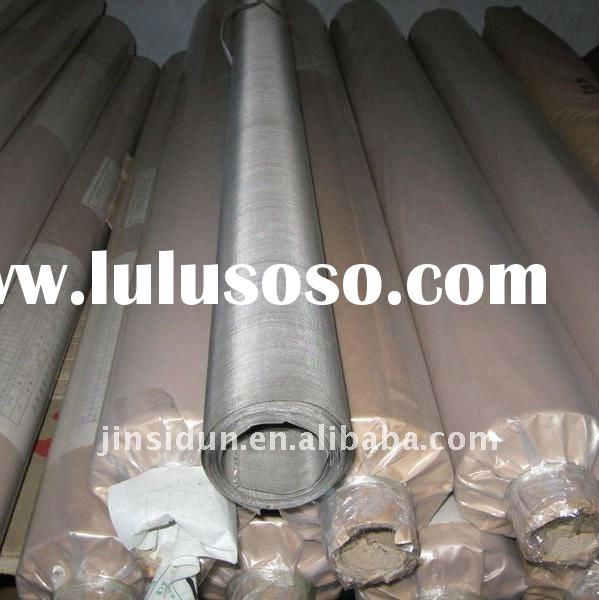 JSD has more than 10 years manufacture High Quality Stainless Steel Wire Mesh