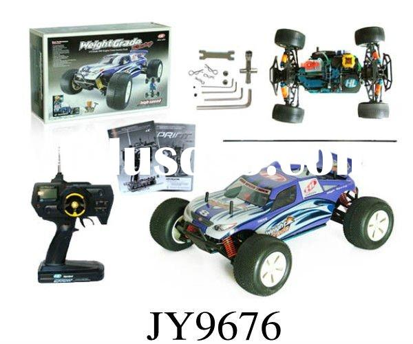 JY9676--1:10 gas racing rc truck