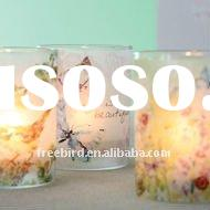 Jar Candle/scented soy wax candle/soy wax candle supplying