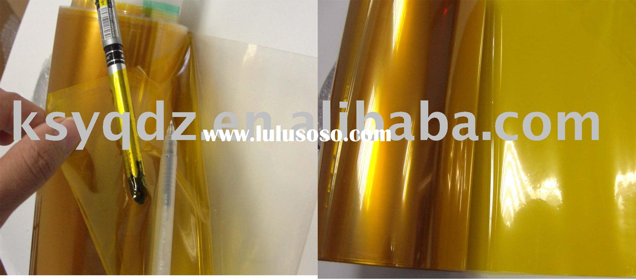 Kapton film Double sided coated with Silcone tape