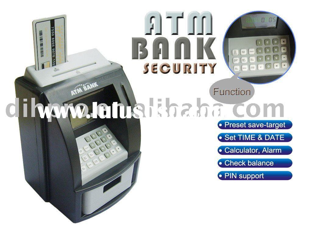 Kid ATM coin bank