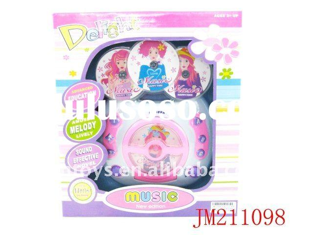 Kids educational toys CD learning machine