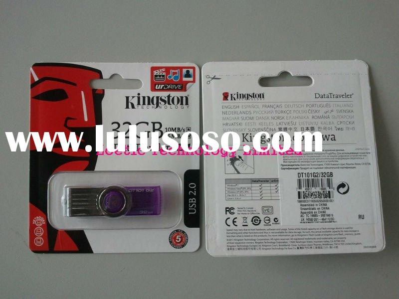 Kingston 32GB Data Traveller 101 G2 USB Flash Drive ,usb ,32GB USB Drive # DT101G2/32G
