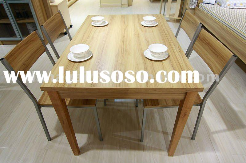 Kitchen Furniture/ Cheap Dining Table and Chair