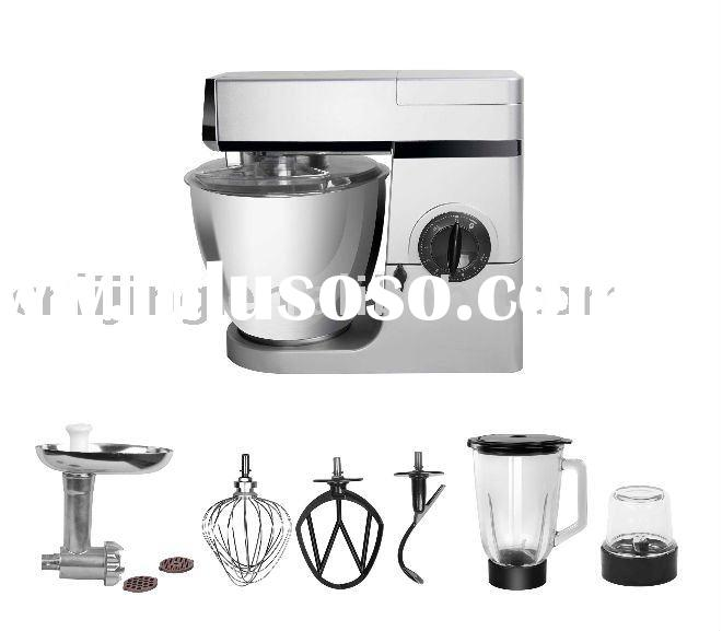 Kitchen Machine(Dough Mixer, Stand mixer,6.7L capacity)