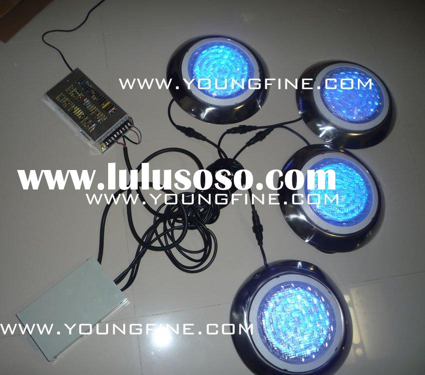 LED Swimming Pool Lights+ Control Box + Remote Control
