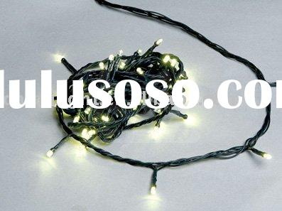LED solar Christmas string lights