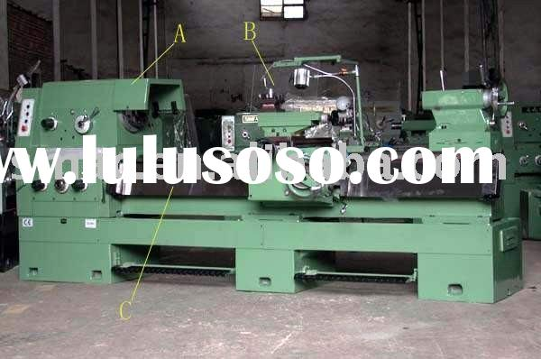 Large Spindle Bore precision Lathe/precision/lathe machine/engine lathe/lathe machine