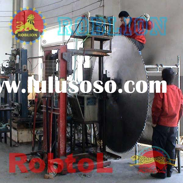 """Large diamond saw blade for Stone Factory (80~120"""")"""