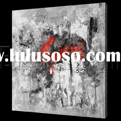 Latest decorative Abstract oil painting for living room