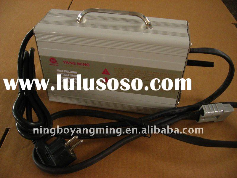 Lead-acid Battery Charger/ Li-ion Battery Charger (Supply: 12V,24V,36V,48V,60V,72V,96V,144V. DC 2A-
