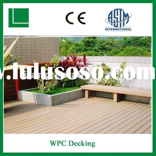 Lifang Waterproof Wood Plastic Composite/WPC Outdoor Decking