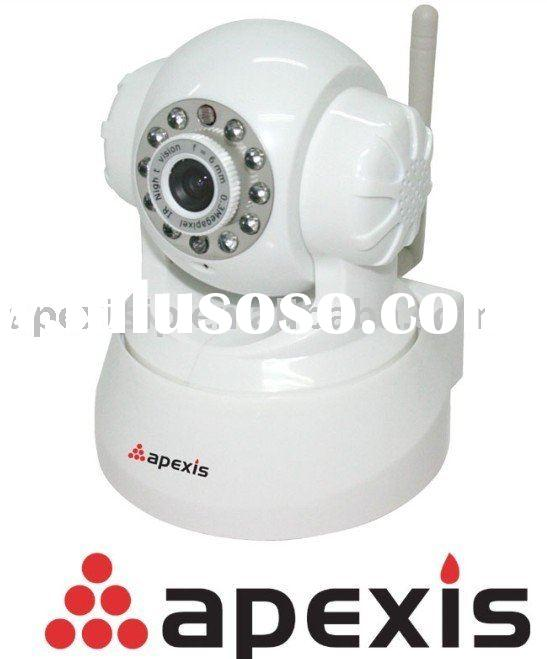 Low cost wireless ip security camera