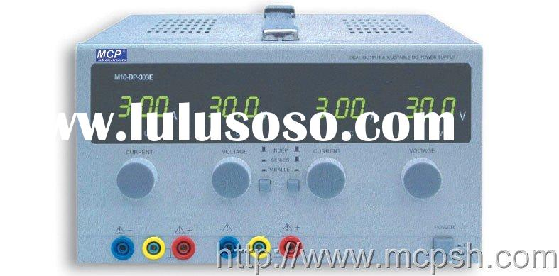 M10-DP305E - dual output adjustable DC power supply