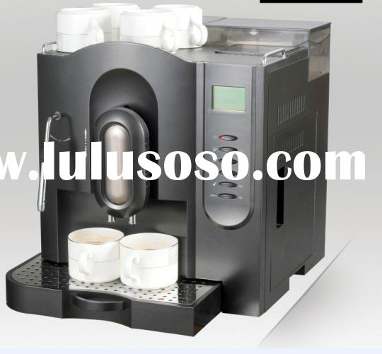 ME-707 fully automatic coffee machine