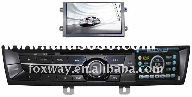 MG 550 2 din Car DVD player with gps
