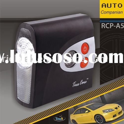 MINI CAR Air Pump, (Portable air compressor, Mini air compressor, auto inflator, super inflator)